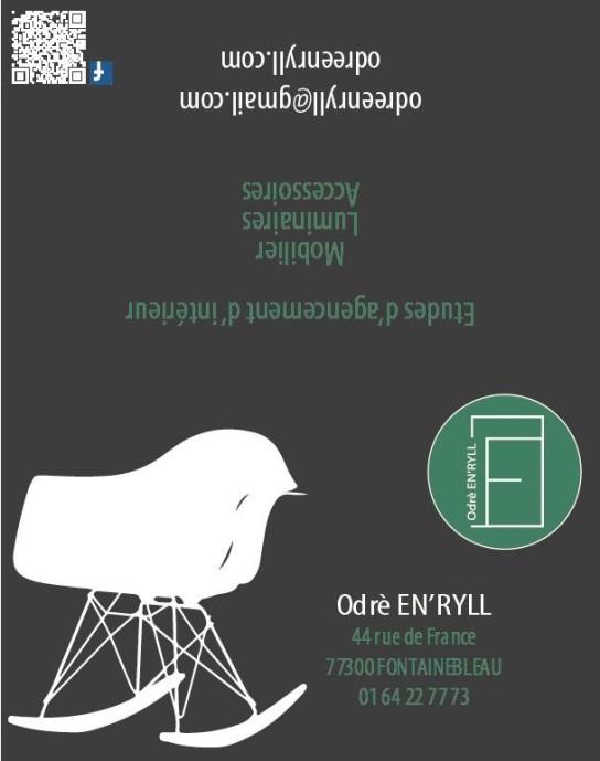 carte de visite Eames