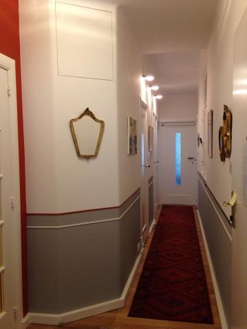 DD couloir Cyc Ixelles