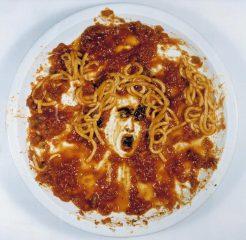 nourriture Vik Muniz Medusa Marinara 1997
