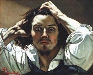 Emotion Désespéré Gustave Courbet