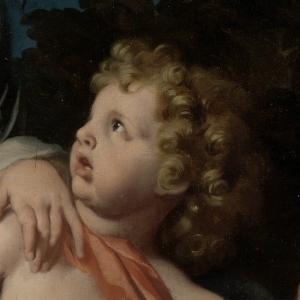 Emotion Surprise Selene and Endymion Gerard de Lairesse vers 1680 haute résolution - Copie